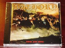Bathory: Blood Fire Death CD 2003 Black Mark AB Sweden BMCD666-4 Official NEW