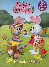 Peter Cottontail coloring book RARE UNUSED