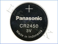 Panasonic CR2450 3V Pila Bios Battery Batteria BR2450 DL2450 CR BR DL ECR 2450