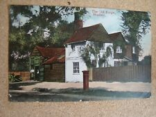 WATFORD BUSHEY OLD FORGE  POSTCARD C1907 POSTED