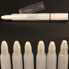White Multipurpose Pearl Eye Shadow Eyeliner Pencil Pen Make Up Cosmetic 2Pcs