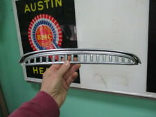 Austin Healey 3000 bonnet grille assembly with finisher-original BMC made part