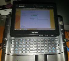 Sony VAIO VGN-UX390N 4.5-inch Laptop 1GB RAM, 60 GB SSD UMPC
