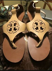 Tori Burch Sandales Size 11