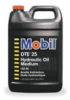 MOBIL 100814 Mobil DTE 25, Hydraulic, ISO 46, SAE Grade 20, 1 gal.