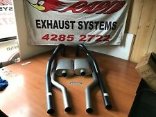 FORD FALCON 2.5 inch DUAL EXHAUST SYSTEM suit XR-XT-XW-XY  1966-1972