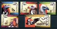 Botswana 2015 MNH Vultures 5v Set Birds Stamps