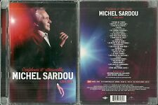 DVD - MICHEL SARDOU : EN CONCERT LIVE 2011 / NEUF EMBALLE - NEW & SEALED