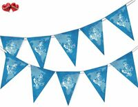 Bon Voyage Bunting Banner 15 flags Have a Nice Trip Theme by PARTY DECOR