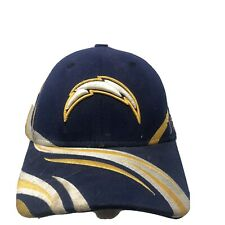 San Diego Chargers Reebok Hat NFL Football  Fitted One Size Fits All