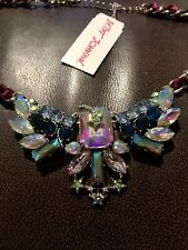 NEW Betsy Johnson Statement Necklace, Retail $68