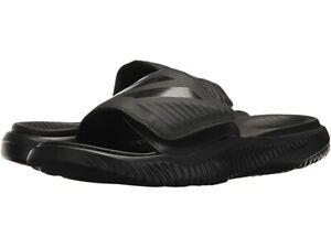 Adidas Alphabounce Slide Black/Black/Black Sportstyle Sandals Slippers B41720