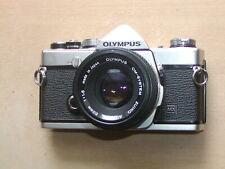 Olympus OM-1n MD e 50mm f1.8 Zuiko lente. condizioni molto buone e Pellicola Testato