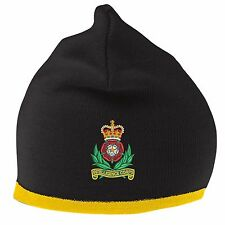Intelligence Corps Beanie Hat with Embroidered Logo