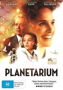 Planetarium (DVD, 2017)
