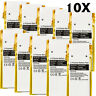 10-Pack Battery for Apple iPod Nano 4th Gen 616-0405 616-0407 A1285 MB598LL/A