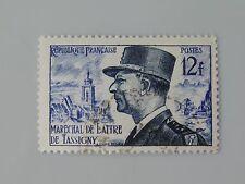 France 1954 982 YT 982 oblitéré