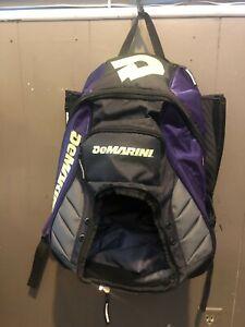 Demarini Rebirth Baseball or Softball backpack