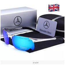 Mercedes Polaroid Sport Sunglasses With Brand Box