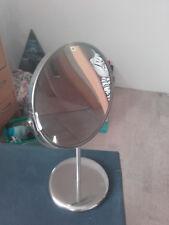 Spiegel Kosmetik Standspiegel Vergrößerungs Spiegel schwenkbar Neu