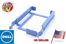 Dell Blue HD sliding rail Tray Caddy  YJ221, H7283, Rh991, U6436 or J7283