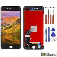 LCD Display For IPHONE 7 4,7 Retina Black Glass Disc Screen Touch New