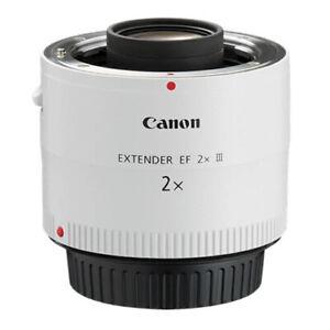 Canon Extender EF 2.0X III Lens [GEN CANON WARR]