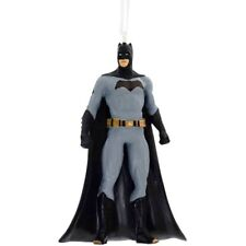 New Hallmark Dc Comics Justice League Batman Christmas Ornament