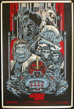 Beneath the Planet of the Apes - KEN TAYLOR MONDOTEES