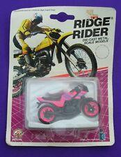 HONDA V45 INTERCEPTOR 1986 RIDGE RIDERS MOTORCYCLE NEW COLOR