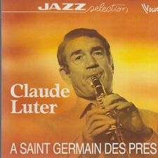 Claude Luter A Saint Germain Des Pres (Jazz Selection) 1988 Vogue CD Album