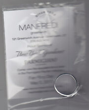 2013 MANFREDI NEW YORK YANKEES 1998 WORLD SERIES CHAMPIONSHIP REPLICA RING SGA