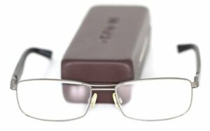 MOREL France NOMAD 2077N 061 Grau/Schwarz Brille glasses FASSUNG eyewear