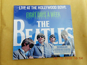 THE BEATLES   EIGHT DAYS A WEEK  THE TOURING YEARS  DIGIPAK  CD  NEW & SEALED