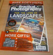 Practical Photography magazine AUG '20 Love of Landscapes, Portrait Skills + DVD