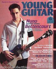 Young Guitar Magazine June 2000 Japan Extreme Pearl Jam Pantera Deep Purple