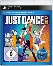 Just Dance 2017, PS3, PlayStation 3 Spiel, Neu, deutsche Version