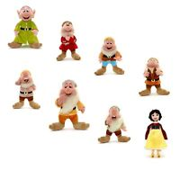 Official Disney Store Snow White & The Seven Dwarfs Assorted Soft Plush Toys
