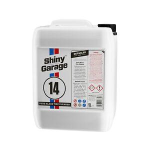 Shiny Garage Pure Black Tire Cleaner 5L, Reifenreiniger