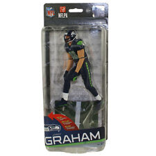McFarlane Toys Figure - NFL Series 37 - JIMMY GRAHAM (Seattle Seahawks) - New