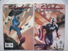 CAPTAIN AMERICA WHAT PRICE GLORY 1 A 4 RUN COMPLET VO NEUF NEAR MINT / MINT