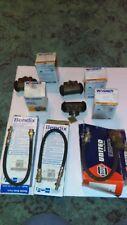 61-64 Ford Thunderbird Brake Wheel Cylinders & hoses