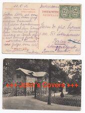 1913 Cubierta De Países Bajos la haya a Berlín Alemania SG172 Haagsche Bosch Postal
