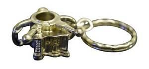 Oilfield Drill Pipe Elevator Keychain Jewelry Roughneck Drilling Rig Sticker