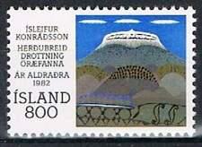 IJsland postfris 1982 MNH 586 - Jaar van de Ouderen
