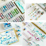 10X Wholesale Washi Masking Tape Scrapbook Decorative Paper Adhesive DIY St B9B6
