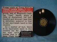 Chris Barber's Jazz Band, Trad Jazz Vol. 1, Laurie Records LLP 1003, JAZZ