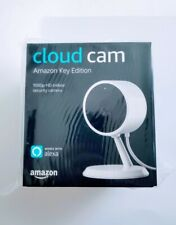 Amazon Cloud Cam Amazon Key Edition Works With Alexa Security Camera New In Box
