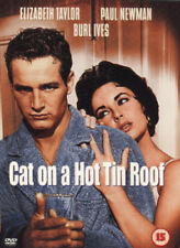 Cat On a Hot Tin Roof DVD (2001) Elizabeth Taylor ***NEW***