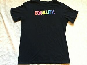 Nike Womens Equality Pride Shirt The Nike Tee